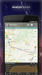 GPX Viewer – Tracks, Routes & Waypoints 3