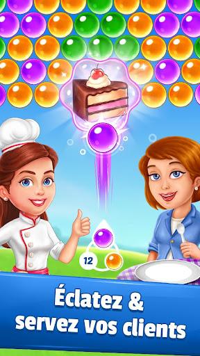 Jeu De Bulles - Pop, match et bulles 🍰  captures d'écran 1