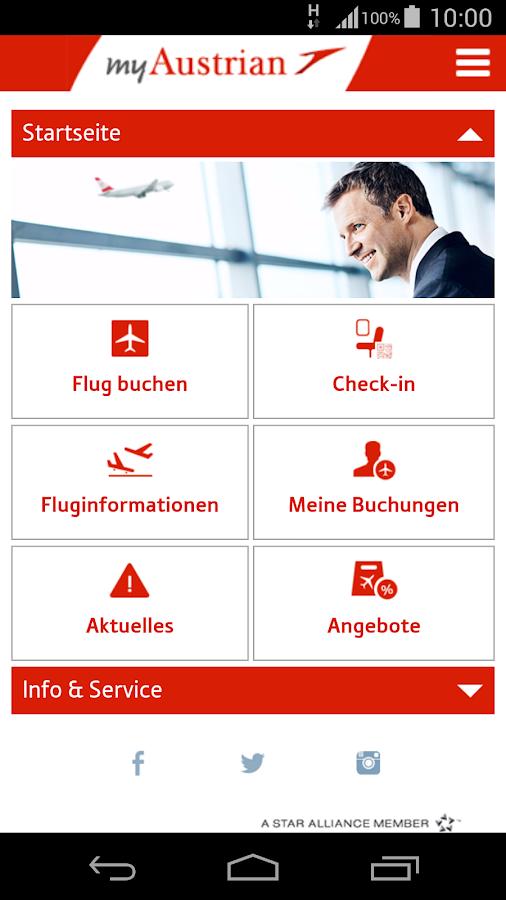 Austrian – Screenshot