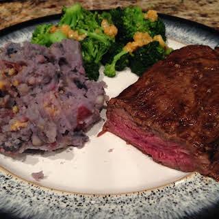 Marinaded Flank Steak.