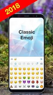 Emoji key - náhled