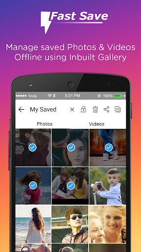 Download Fast Save for Instagram Google Play softwares