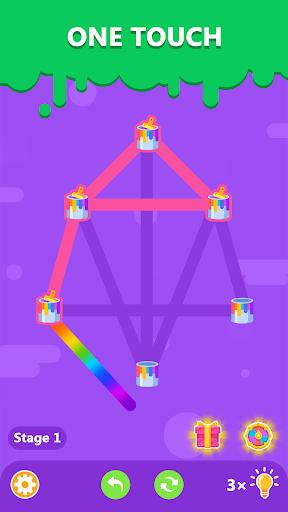 Line Puzzledom - Puzzle Game Collection apktram screenshots 4