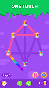 Line Puzzledom - Puzzle Game Collection Screenshot