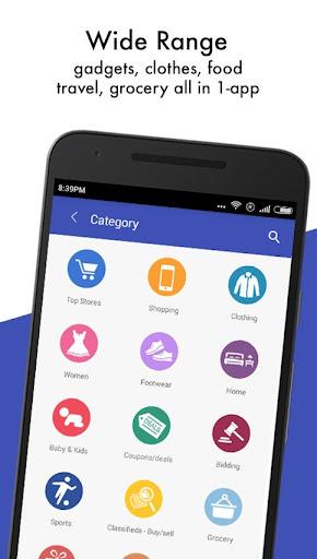 All in One Online Shopping - SmartShoppr screenshot 5