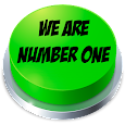 We Are Number One Button icon