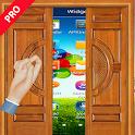 Knock Door Screen Locker Pro icon