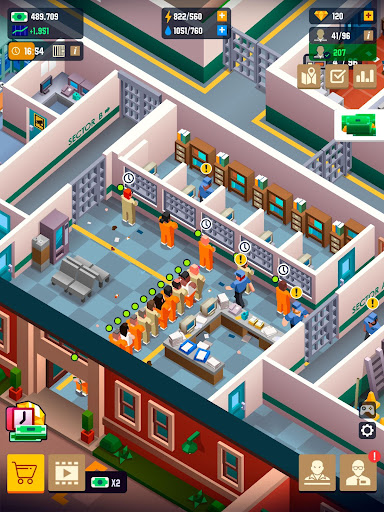 Prison Empire Tycoon - Idle Game 1.0.3 screenshots 12