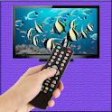 Smart TV Remote Control Prank icon