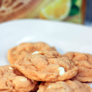 Orange and Lemon Loaded Cookie