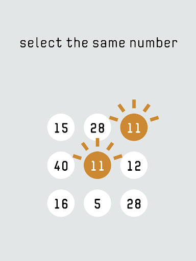 Number Match brain&puzzle game  screenshots 8
