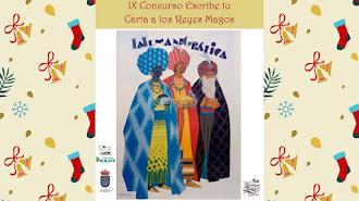 Nueva edición del Concurso de Cartas a los Reyes Magos de Museos de Terque y Librerías Picasso.
