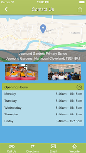 Jesmond Gardens Primary School- screenshot thumbnail