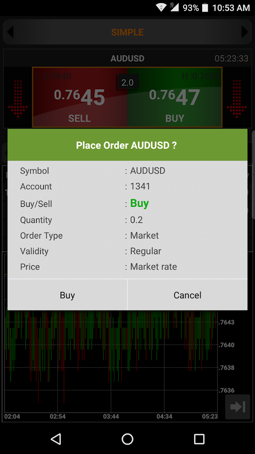 KerfordUkTrader- screenshot