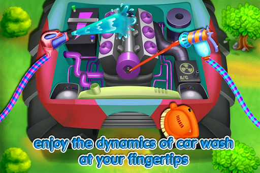 Car Wash & Repair- Garage Mechanic 1.0 screenshots 8