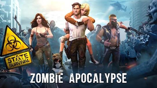 State of Survival APK : Survive the Zombie Apocalypse 6