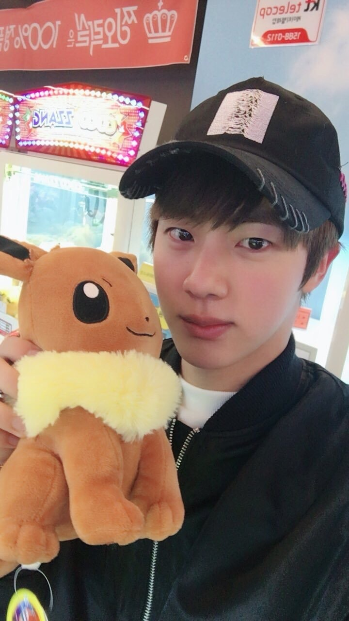 jin pokemon