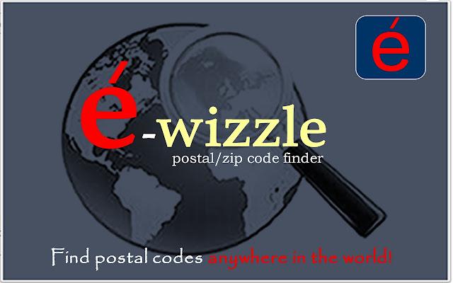 e-wizzle zip code finder