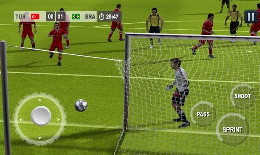 Real World Soccer League: Football WorldCup 2020  screenshots 8