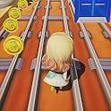 Ice Princess Run Subway Rush icon