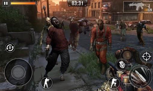 Zombie Hunter Assault Call Of War 2019 4