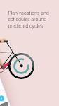 screenshot of Period tracker for women. Ovulation calculator 💗