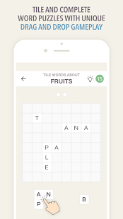 Wordpack - Word Puzzle Game - náhled