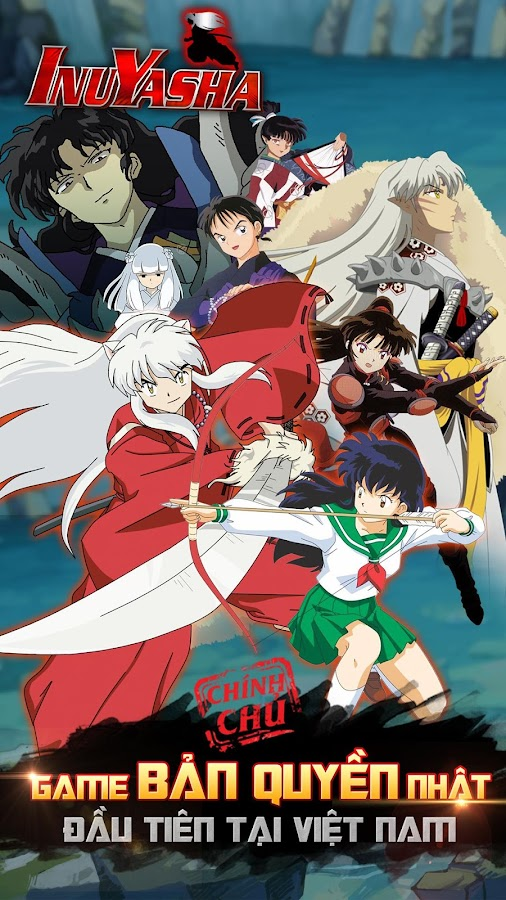 InuYasha- screenshot