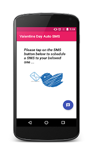 Valentine Day Auto SMS- screenshot thumbnail
