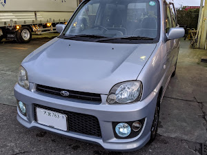 プレオ RA1 2003/06 LS Limited 660 SOHC マイルドチャージのカスタム事例画像 たまちゃんさんの2020年11月08日14:06の投稿