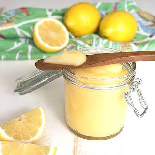 Classic English Lemon Curd.