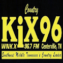 WNKX KiX 96 FM icon