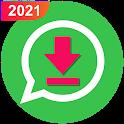 Status Saver - Download & Save Status for WhatsApp icon
