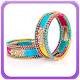 Silk Thread Bangle Gallery Download for PC Windows 10/8/7