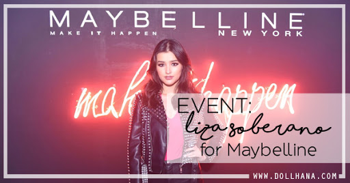 new maybelline girl liza soberano