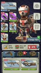 Zombero: Archero Killer MOD (God Mode/Unlimited Ammo) 1