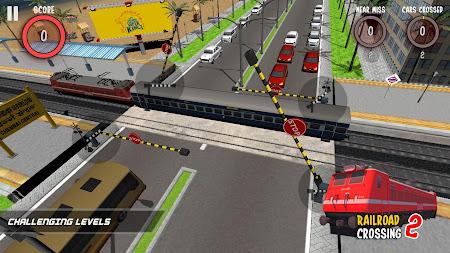 Railroad Crossing 2 1.1.4 screenshot 849965