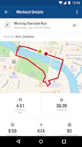 MapMyFitness+ Workout Trainer v17.3.1