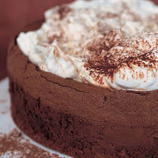Incredibly Easy Chocolate Cake.