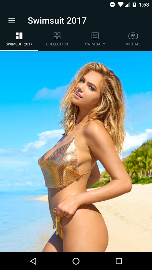 Sports Illustrated Swimsuit- screenshot