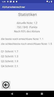 App Abiturnotenrechner - Hessen APK for Windows Phone