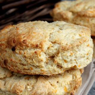 Buttermilk Cheddar Jack Biscuits