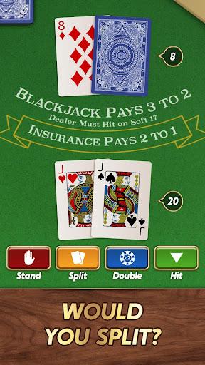 Blackjack android2mod screenshots 3