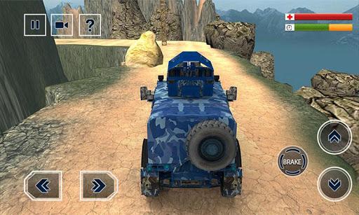 ロシア軍オフロード戦争トラック