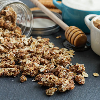 Cookie Butter Granola