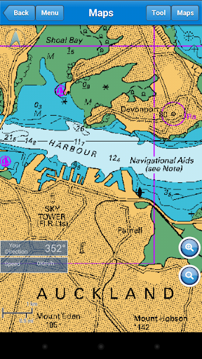 Marine Navigation screenshot 4