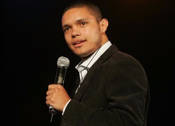 Trevor Noah credits his African upbringing for his strong sense of humanity.
