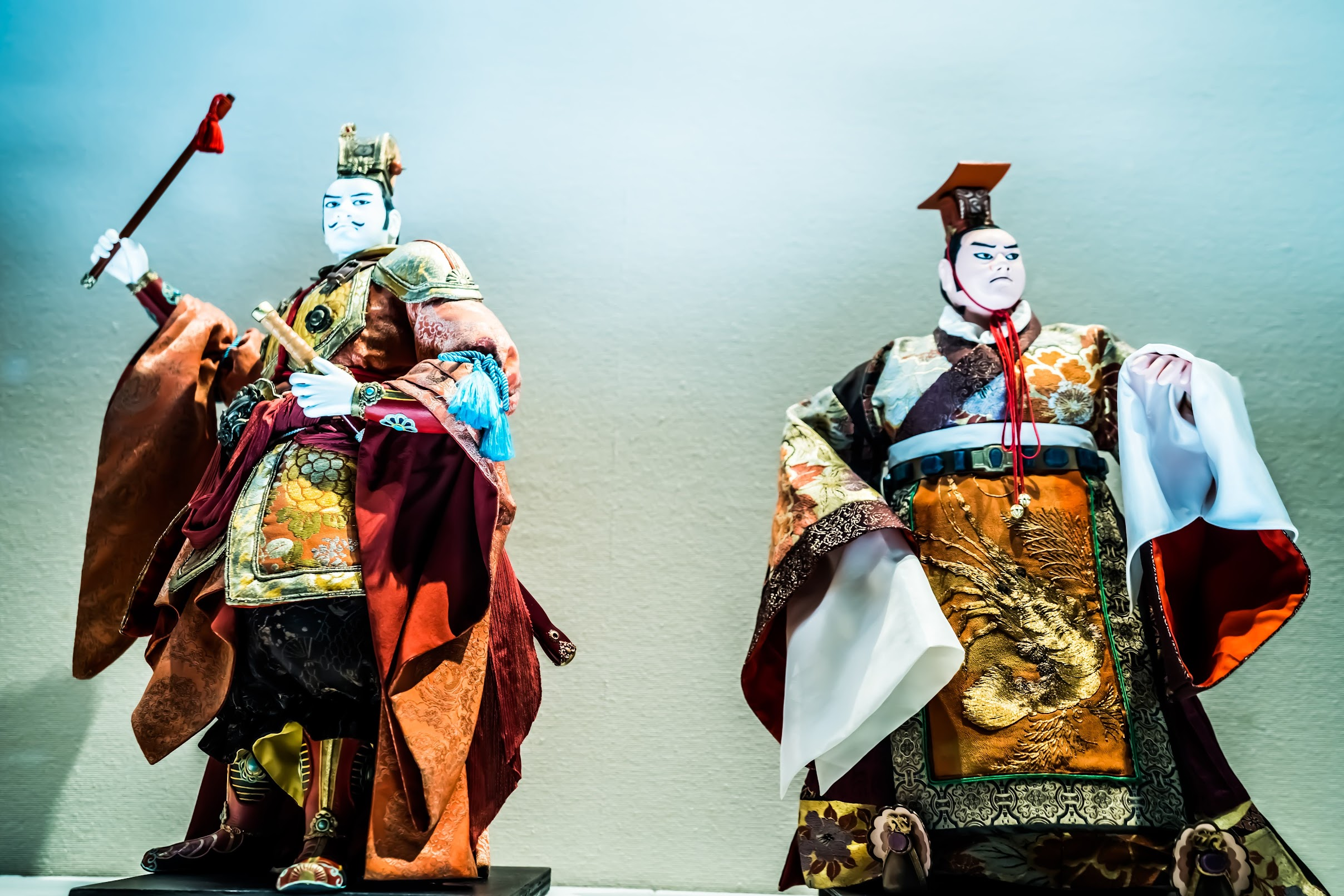 Three kingdoms exhibition4