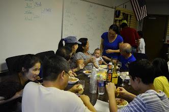 Photo: Lại ăn chiều với những món thịt dê đặc sắc