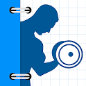 Fitness Buddy: Gym Workout, Weight Lifting Tracker icon